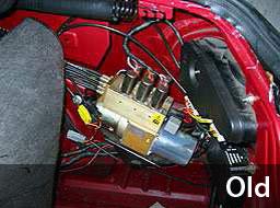 [ CAPOTA ] Nivel de aceite del mecanismo hidráulico fase 3 y purga Chris-old-pump